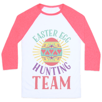 Easter Egg Hunting Team