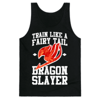 Train Like a Fairy Tail Dragon Slayer (Natsu) Tank