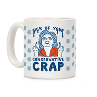 Sick Of Your Conservative Crap
