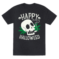 Happy Hallo-Weed