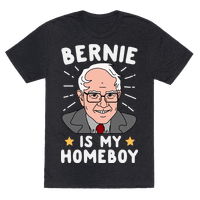 Bernie Is My Homeboy
