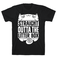 Straight Outta The Litterbox
