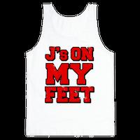 J's on My Feet