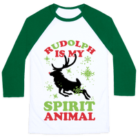 Rudolph Is My Spirit Animal