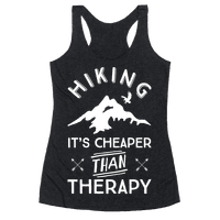 Hiking It's Cheaper Than Therapy