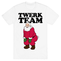 Twerk Team Santa