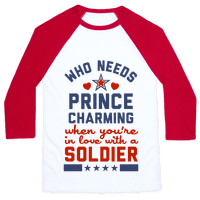 Who Needs Prince Charming? (Patriotic)
