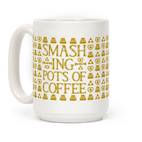 Smashing Pots of Coffee