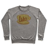 e8c32212e Luke's Diner Logo T-Shirt   LookHUMAN