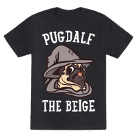 Pugdalf The Beige