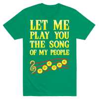 Let Me Play You The Song Of My People (Zelda)