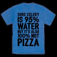 Celery Is Not Pizza