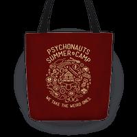 Psychonauts Summer Camp Tote