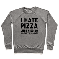 I Hate Pizza