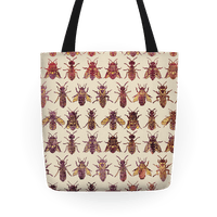 Bee Species Pattern