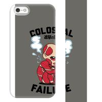 Colossal Failure Parody Phonecase