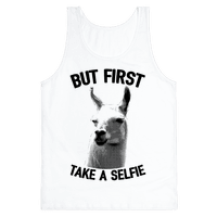 But First, Llama Take A Selfie