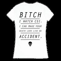 I Watch CSI