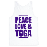 Peace Love & Yoga