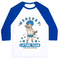 Mercury Lifting Team Parody