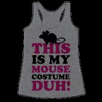 I'm a Mouse Duh