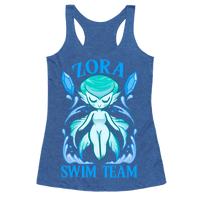 Zora Swim Team Parody