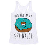 You Had Me At Sprinkled