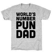 World's Number Pun Dad