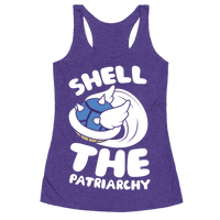 Blue Shell The Patriarchy