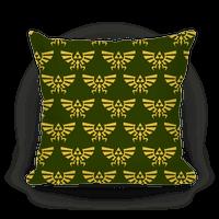 Hylian Crest Pattern