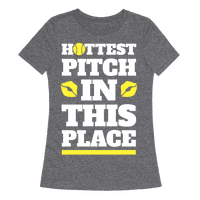 Hottest Pitch In This Place (Softball)