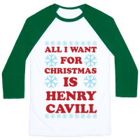 All I Want for Christmas is Henry Cavill