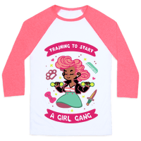 Training To Start A Girl Gang