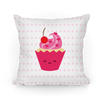 Cute Lil Cupcake Pillow