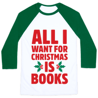 All I Want fro Christmas is Books