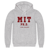 MIT Ph. D. (Just Kidding)