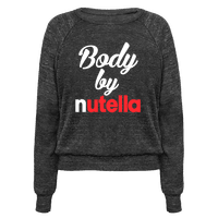 Body By Nutella Pullover