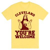 You're Welcome Cleveland