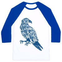 Those Of Wit And Learning Will Always Find Their Kind (Ravenclaw) Baseball