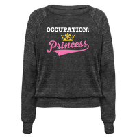 Occupation: Princess