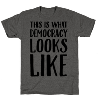 This Is What Democracy Looks Like Tee