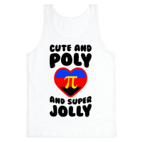 Cute And Poly And Super Jolly