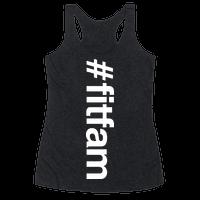 #fitfam  Shirt
