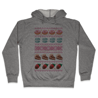 Ugly Dessert Sweater Pattern