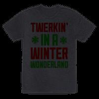 Twerkin' In A Winter Wonderland