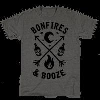 Bonfires & Booze