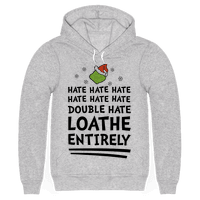 Loathe Entirely Hoodie