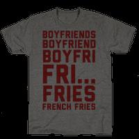 Boyfriends..