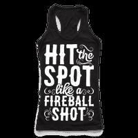 Hit The Spot Like A Fireball Shot