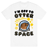 I'm Off To Otter Space